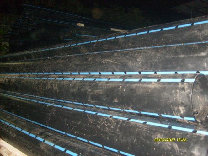 corrugated HDPE