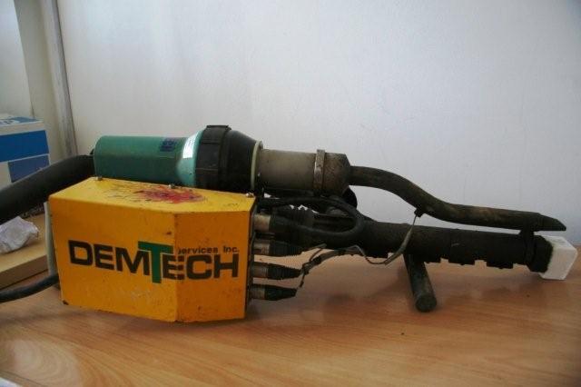 Demtech Extrusion Machine