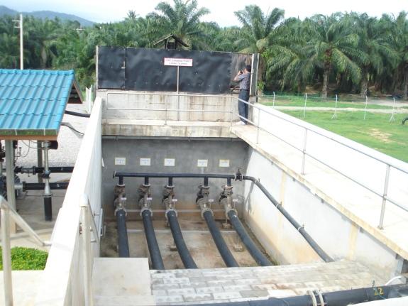 mixing tank biogas